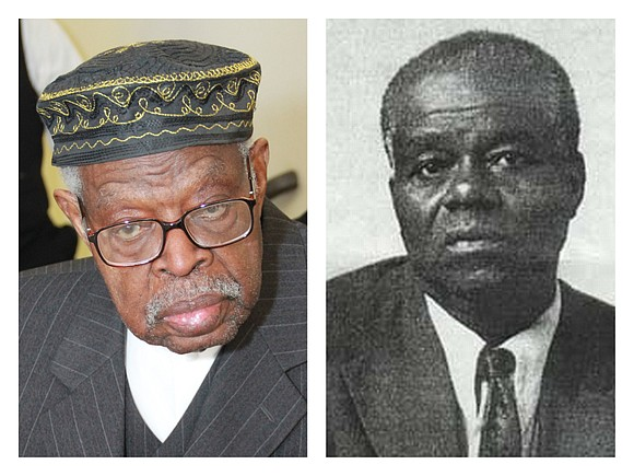 Although they're both currently in the ancestral realm, the immeasurable contributions of African scholar warriors Dr. John Henrik Clarke [D.O.B.1/1/15] ...