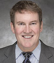 Former Board of Public Works President Kevin James announced he will run for Los Angeles city attorney in 2022,