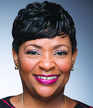 Courageous Leadership Award Adrienne Jones, Maryland House of Delegates Speaker has been a delegate since 1997, originally serving as Speaker Pro Tempore in the Maryland House of Delegates for 16 years. In 2019, she received the Casper R. Taylor Jr. Founder's Award for her government service, the highest award given to a member of the House of Delegates. She served for 37 years as the first executive director of the Baltimore County Office of Fair Practices and Community Affairs, as deputy director of the Baltimore County Office of Human Resources, and is the founder of the annual Baltimore County African American Cultural Festival, now in its 21st year.