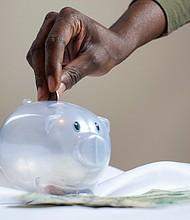 Piggy bank/savings