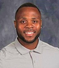 Darrion Cockrell Named 2021 Missouri Teacher of the Year.