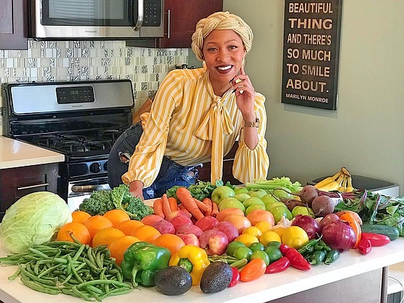 AnDrea Lyn Dixon's health journey inspired her to help others to choose healthier options. Now, she has created the Eat ...