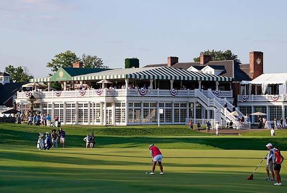 The 2022 PGA Championship will not be played at Trump National Golf Club Bedminster in New Jersey, according to an ...