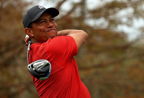 Tiger Woods always wanted us to believe that he was just like the rest of us.