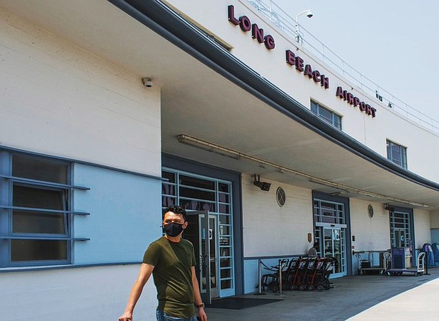 Long Beach Airport is now offering onsite COVID testing.