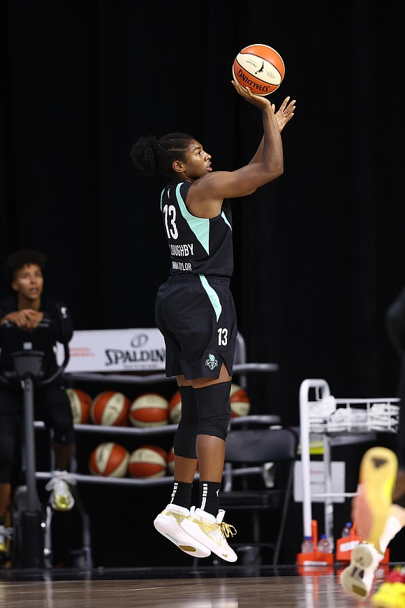 While spending the WNBA off-season in Israel, New York Liberty guard/forward Jocelyn Willoughby has launched a book club, Read What ...
