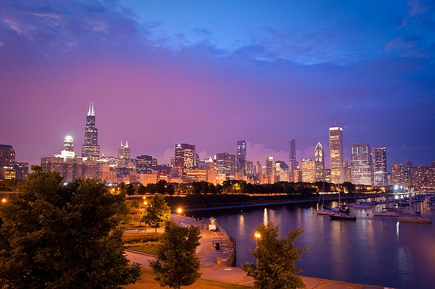 There's big fun to be had in Chicago