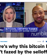 Harry Alford on CNBC.