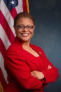 YouthBuild USA has announced that Rep. Karen Bass (D-37) has been named a YouthBuild Champion..