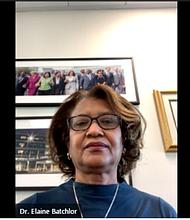 Dr. Elaine Batchlor.