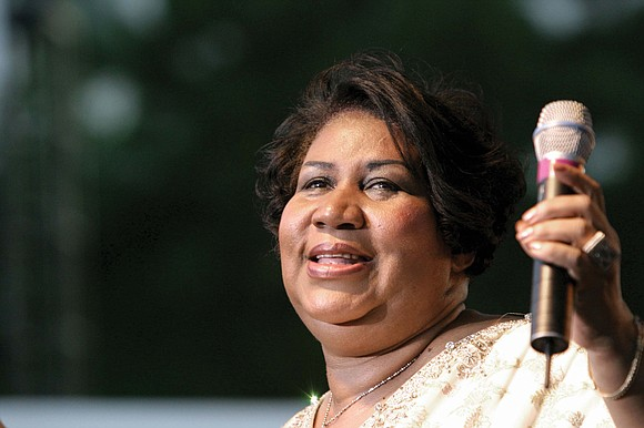 "The ""Queen of Soul"" will forever be remembered at a Detroit post office."