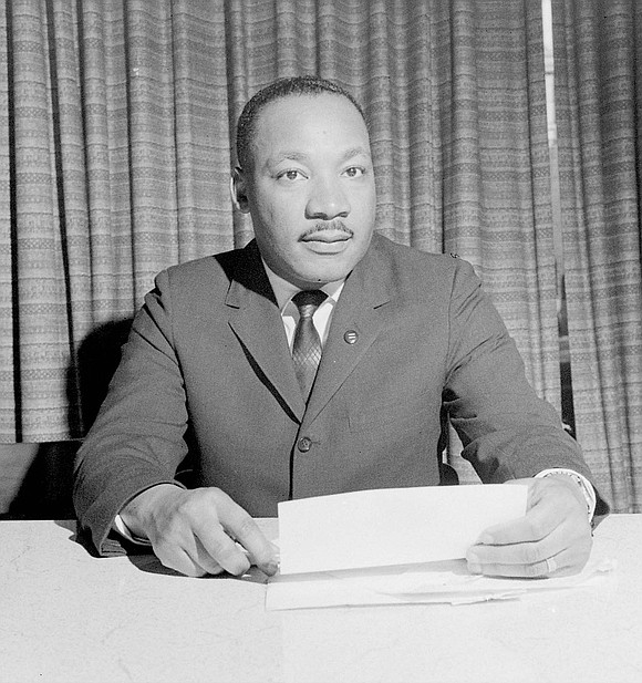 """The life of Dr. Martin Luther King Jr., the nation's """"drum major for justice,"""" will be celebrated during the annual ..."""