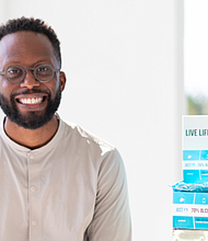 Engineer and entrepreneur Devon Fanfair has proudly launched his sanitizing product, Just Wipes.