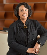 Dr. Stacy Garrett-Ray, Vice President/Medical Director of the University of Maryland Medical