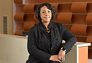 Dr. Stacy Garrett-Ray, Vice President/Medical Director of the University of Maryland Medical System's Population Health Services Organization (PHSO).