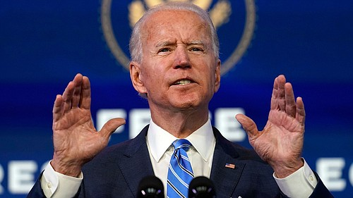 President Joe Biden is finalizing 17 executive moves just hours after his inauguration Wednesday, moving faster and more aggressively to ...