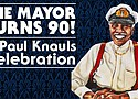 "In honor of his 90th birthday, the Albina Music Trust is inviting the community to take part in ""A Paul Knauls Celebration"" a virtual salute to the long time Black entrepreneur, soul music affectionado and Portland community ambassador."