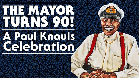 "Known affectionately as ""The Mayor of Albina,"" Paul Knauls Sr., is a person who continues to inspire and strengthen bonds ..."