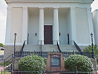 Fourth Baptist Church in Church Hill