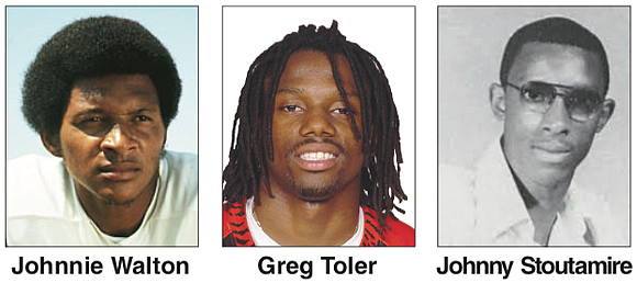 Three former NFL players will be among the inductees into the CIAA's 2021 John B. McLendon Hall of Fame.