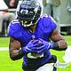 The Baltimore Ravens released veteran running back Mark Ingram on Tuesday, January 19, 2021.