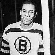 No one will ever wear No. 22 again for the Boston Bruins. That's the jersey number Willie O'Ree wore for ...