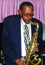 "Baltimore's own, popular saxophonist, Harold Adams passed away last week. Some of his fellow musicians called him ""Mr. Saxophone."" He played the Club Casino on the Avenue for years as well as with Greg Hatza and just about every other musician in Baltimore. He truly will be missed, Condolences to his family and musician family."