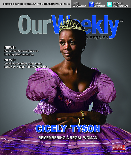 A queen of Black Hollywood, a treasure, a personification of beauty. That's how some described Cicely Tyson...
