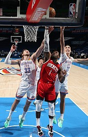 Photo Credit/Houston Rockets