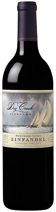 Dry Creek preserves Old World Zinfandel character for the future