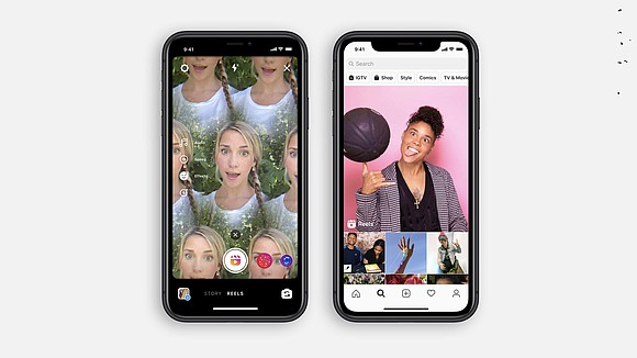 Instagram's short-form video feature has been flooded with popular TikToks -- and the Facebook-owned company seems to have noticed.