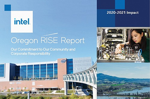 Intel Oregon is renewing its commitment to strengthening communities by being a responsible corporate leader, including supporting social justice in ...