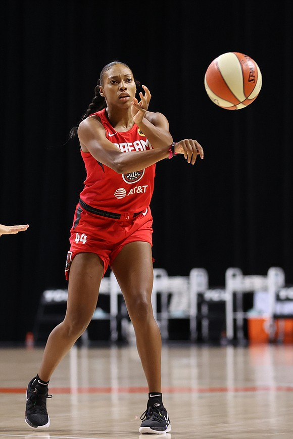 Last week the New York Liberty announced the signing of free agent guard/forward Betnijah Laney, who was named the WNBA's ...