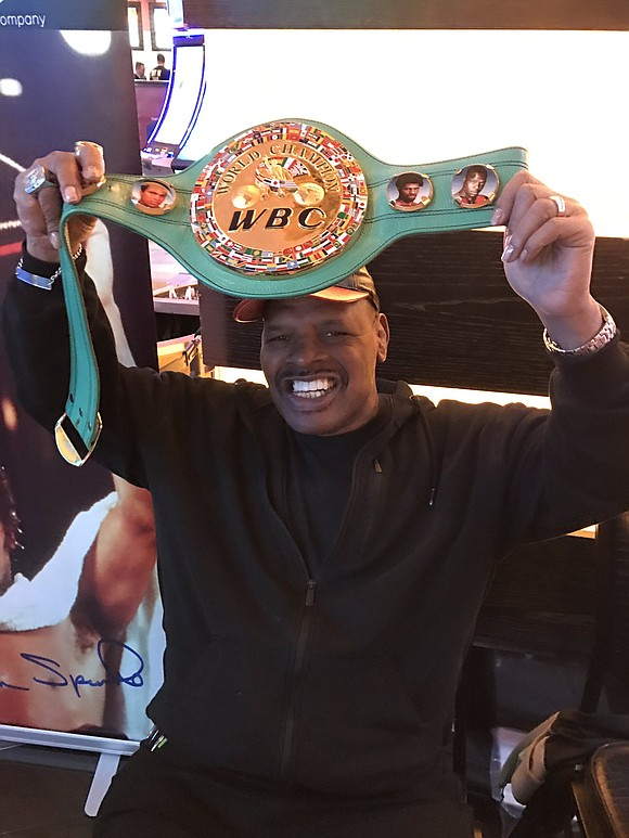 Leon Spinks, who scored one of the biggest upsets in boxing history bydefeating the legendary..