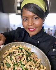 Chef Eileen Barett