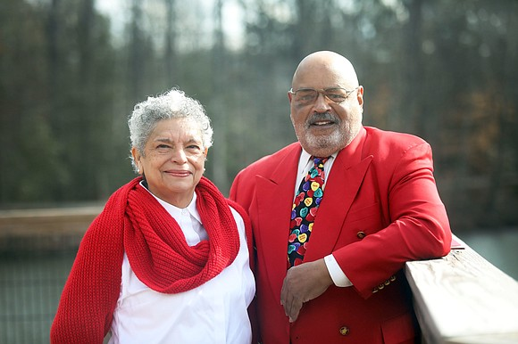 The Free Press proudly presents its annual Valentine's Day feature sharing the Love Stories of four Richmond area couples.