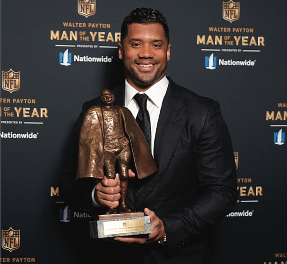 The Walter Payton NFL Man of the Year Award recognizes a player's excellence on and off the field.