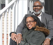 Ajena C. and Lewis H. Rogers Jr.