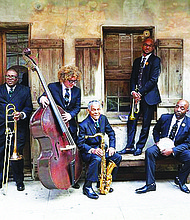 """In 2019, The Baltimore Symphony Orchestra presented the New Orleans-based Preservation Hall Jazz Band as part of its """"SuperPops"""" series at the Joseph Meyerhoff Symphony Hall in Baltimore."""