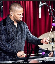Baltimore's own, Warren Wolf, will be one of the headliners for the Mid-At- lantic Jazz Festival this weekend— Fri- day, Saturday and Sunday, February 12 - 14 Live Streaming from the Blue House Studios presented by the Spirit of the DMV. For more information, visit: or call 888-909-6330.