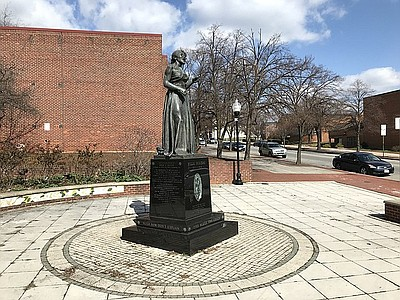 Honoring a prominent daughter of Baltimore during Black History Month would normally be cause for jubilation