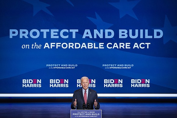 The Biden administration told the Supreme Court on Wednesday that it should uphold the Affordable Care Act, reversing the position ...