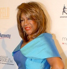 Singer/author Mary Wilson, one of the founding members of the legendary singing trio, The Supremes, died in her sleep in ...