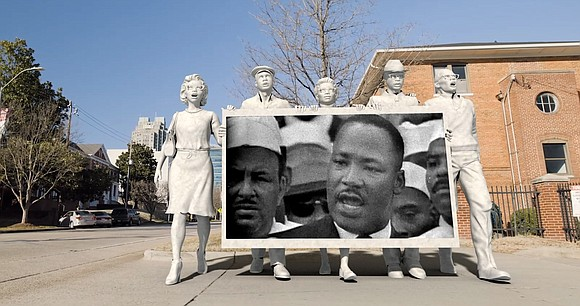 To participate, point your smartphone at any MLK street sign in the U.S. to unlock an opportunity to watch Martin ...