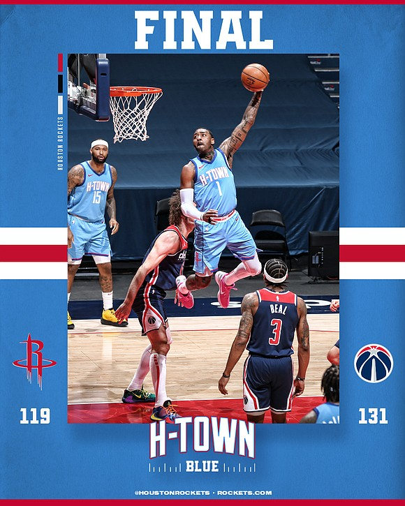 Monday night was not the return home visit that John Wall envisioned when he circled the game against the Washington ...