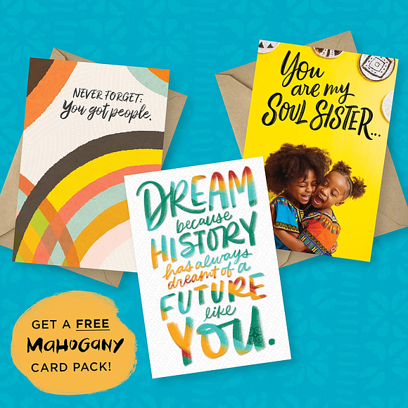 Hallmark Mahogany, the greeting card brand that has honored and celebrated Black culture for more than 30 years, recently announced ...