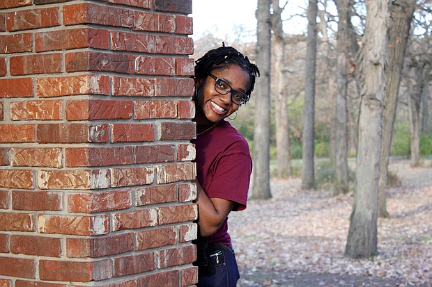 Nneka J. Howell founded Ink'd Xpressions, a community-based organization that  uses creative writing and photography to relate to the community. Howell, a writer herself,  knows the impact creativity can have when advocating for change.  Photo provided by Nneka J. Howell
