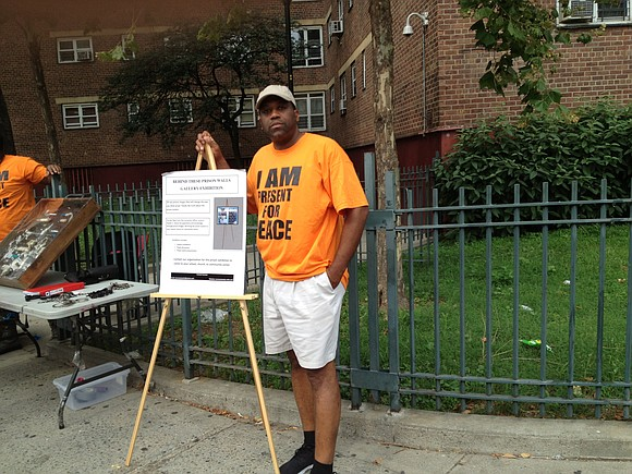 Lorenzo Steele, a former softball player of the Gene Warriors League in Harlem, refers to his experience as one of ...