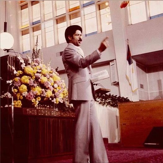 Crenshaw Christian Center (CCC) was founded by Dr. Frederick K.C. Price in 1973 with some 300 members.