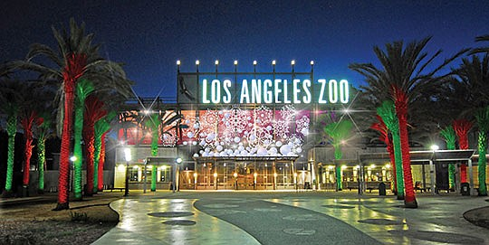 The Los Angeles Zoo will reopen to the public tomorrow for..